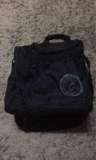 Z-Zone carrier bag for 1 ball and with separate shoe compartment (compact type)