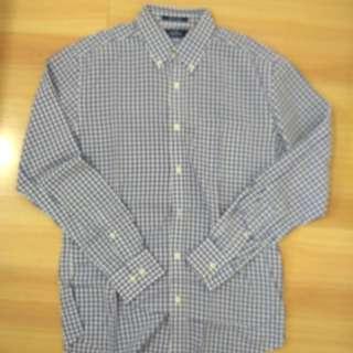 Jack Nicklaus Gingham Shirt