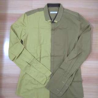 Randy Ortiz French Cuff Shirt Worn Once