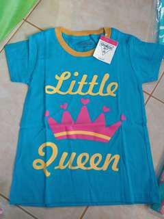 Little queen size 4T