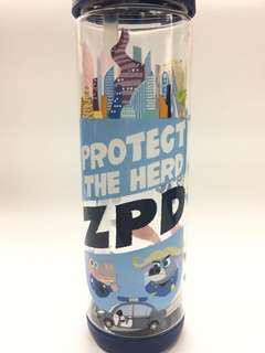 Disney Zootopia 優獸大都會水樽