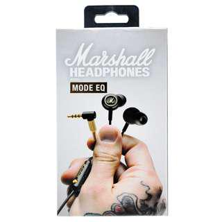 [BNIB] Marshall Mode EQ - Earphone with microphone