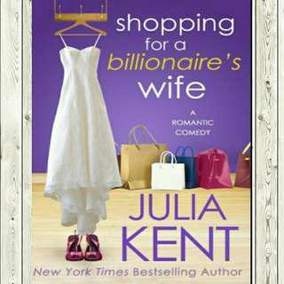 ebook - Shopping for Billionaire's wife