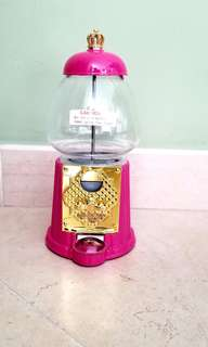 Juicy Couture luxe gumball machine 扭糖機