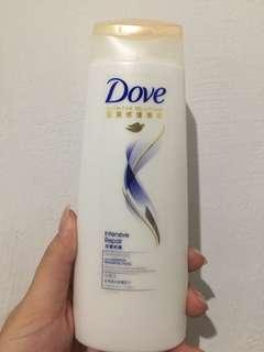 🚚 (35元)多芬深層修護洗髮乳170ml