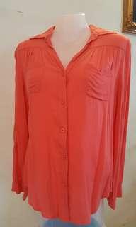#postforsbux Valley girl blouse