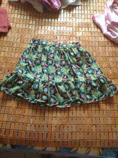 🚚 日系花裙