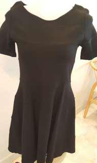 #postforsbux Zara basic dress