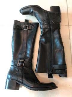 90% new‼️全真皮ELLE boots