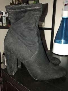 Steve Madden sock boots