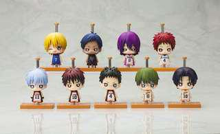 Kuroko no Basuke/Basket Kotobukiya Mini Figure Collection (One Coin) - Anime/Manga