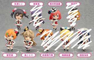 Love Live! School Idol Project/Festival Nendoroid Petite Collection Sore wa Bokutachi no Kiseki ver. (Good Smile Company) - Anime/Manga
