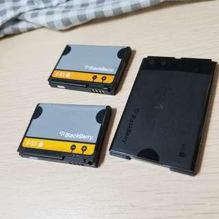 Free used Blackerry & Nokia batteries 黑莓/諾基亞電池