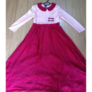 dress dari edz butik