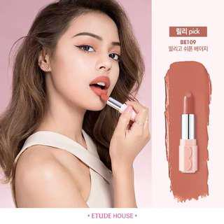 Etude House Lipstick BE109