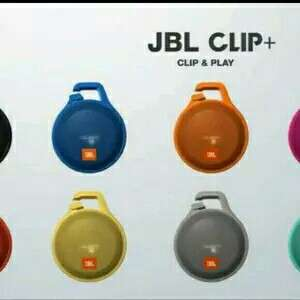 Speaker Bluetooth Portable JBL Clip+