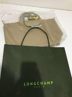 Longchamp Neo Medium Gold