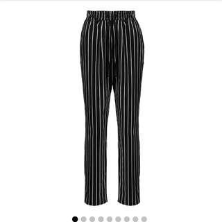 Poplook drawstring pants