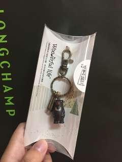🚚 [全新贈送]黑熊鑰匙圈