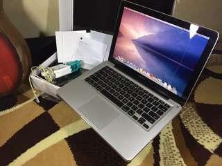 Macbook Pro Core i7 Fullset PERFECT