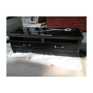 Mable Black TV Cabinet