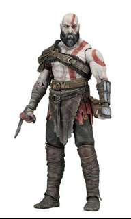 "Neca God of War Kratos 7"" Figure"
