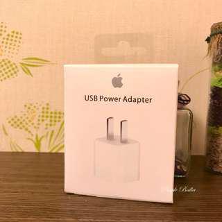 🚚 iPhone 原廠盒裝 充電器 豆腐頭 蘋果充電器