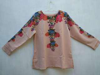 Blouse Flower Tunik #paydaymaret