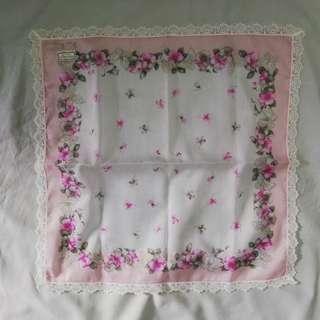 Nina Ricci handkerchief