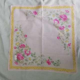 Pierre Balmain handkerchief