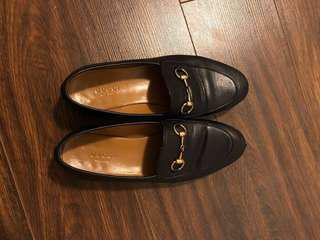 Gucci Jordan Loafers! Lightly worn.