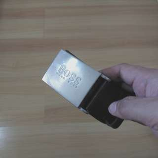 Authentic Hugo Boss Leather Belt