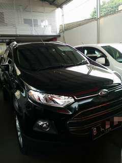 Ford Escosport 1.5 L Titanium