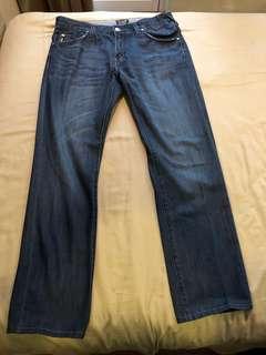 Armani replica jeans 34