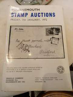Past Stamp Auction