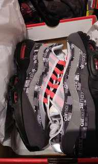 Ltd edition Nike Airmax95 Atmos US11