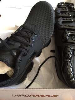 Nike Vapormax 黑色跑鞋 Running Shoes 行街鞋US9.5原裝在Sogo買