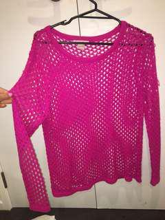 Size small jumper