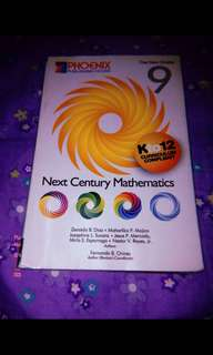 NEXT CENTURY MATHEMATICS GRADE 9