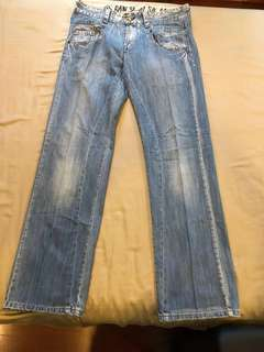 GS Raw Mens Jeans 33