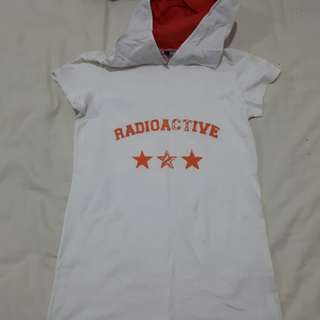 Radioactive Hoodie Top #50under