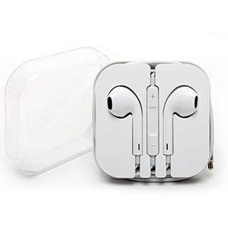 100% Apple Earpod 3.5mm Audio Jack for Iphone 6