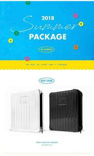 BTS SUMMER PACKAGE IN SAIPAN 2018