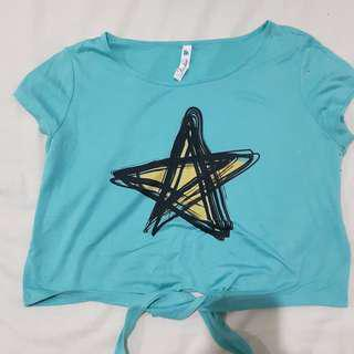 Kitschen Star Crop Top #50under