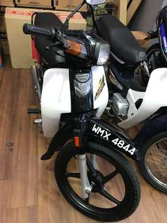 Honda dream 100cc