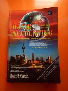 Basic Accounting 4th Edition