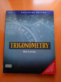 Trigonometry by Ron Larson
