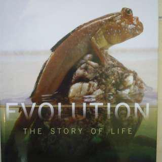 Evolution : The Story Of Life (Hardcover)