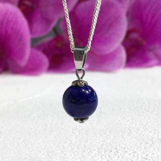 🚚 Lapis Lazuli Pendant