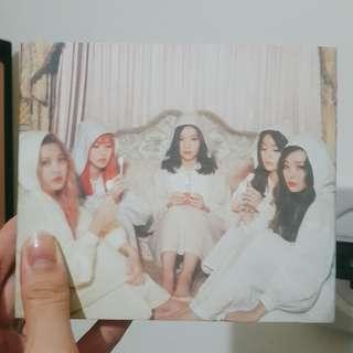 🚚 RedVelvet The Velvet  韓壓 空專
